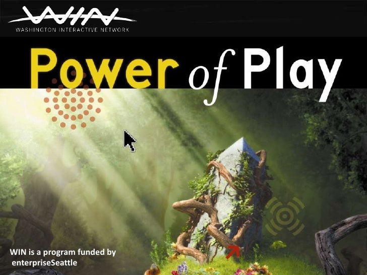 Power Of Play2009 Study Highlights