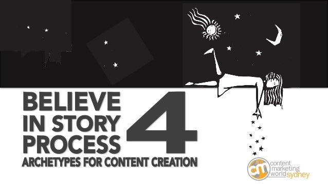Believe In Story - The Power of Content Creation Management