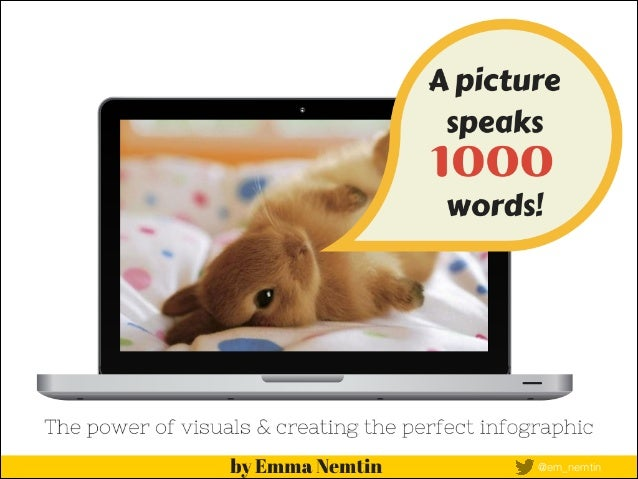 The Power of Visuals and How to Create the Perfect Infographic