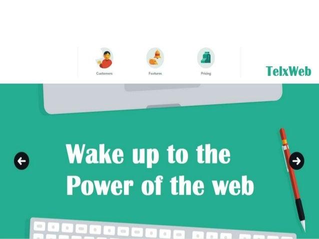 Power of web - Telxweb
