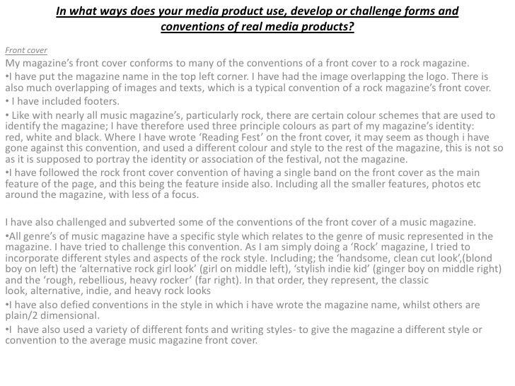Max's media