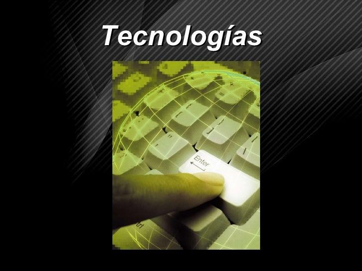 Tecnologías: Civilizaciones Antiguas power