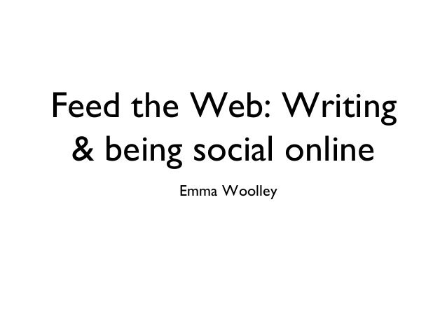Feed the Web