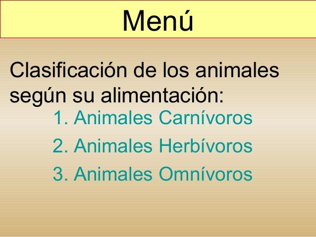 Aanimales herbivoros - Imagui
