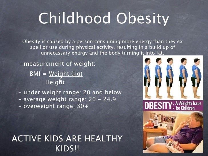 child obesity 4 essay Fast-food consumption and lack of exercise are just a couple of causes of childhood obesity get the facts on childhood obesity that child obesity rates have.