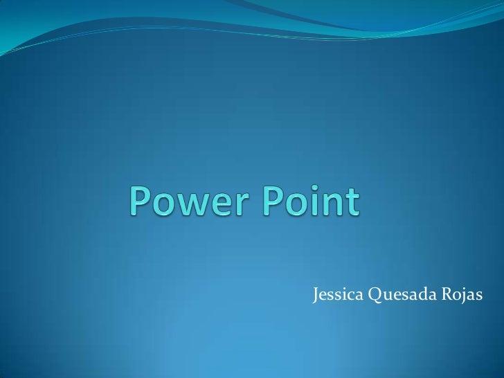 Jessica Quesada Rojas