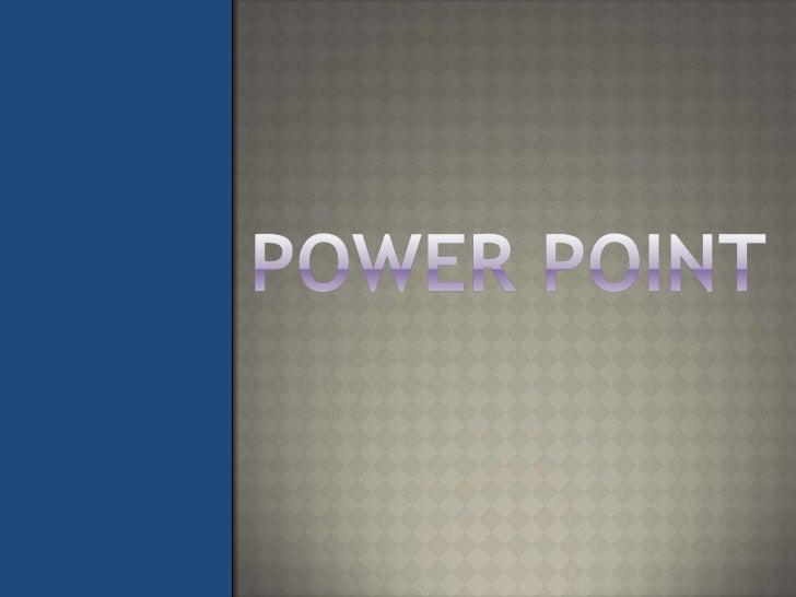  Una  presentación electrónica es una  aplicación en un medio digital que nos  permite utilizar diferentes medios como: ...
