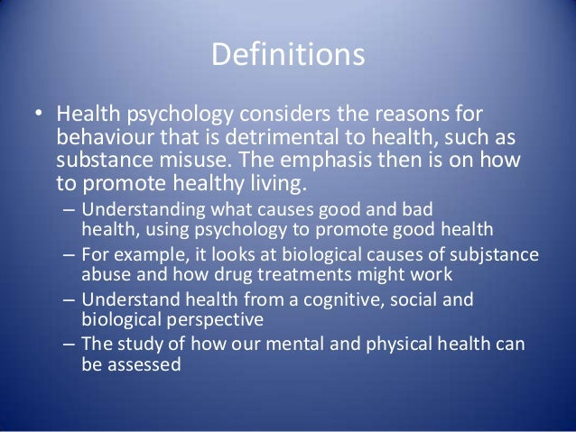 clp 4314 psychology of health Clp 4314 introduction to health psychology credits: 3 prereq: psy 2012, clp 3144, and three additional credit hours of psychology or health science course work or.