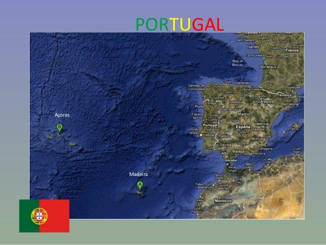 PORTUGAL  Açores  Madeira