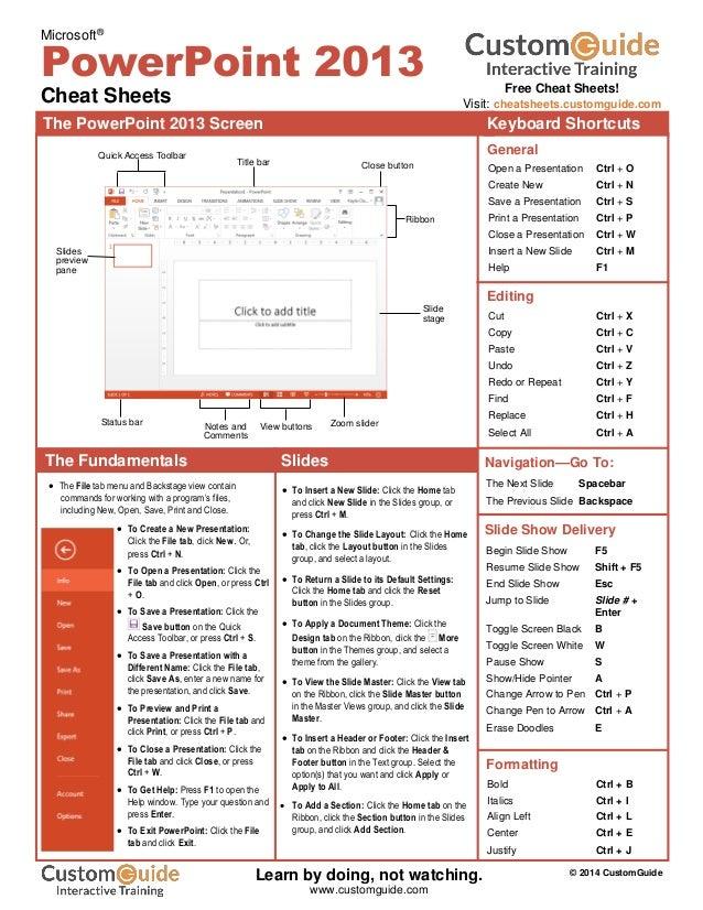 windows keyboard shortcuts cheat sheet pdf