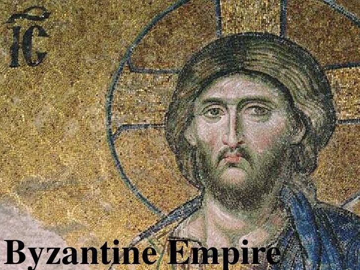 Powerpoint    Byzantine  Empire