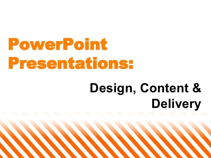 Share powerpoint presentations