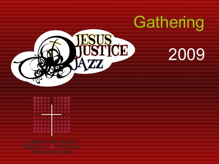 Lord of Life ELCA Youth Gathering Slide Show