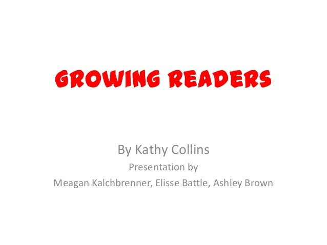 Powerpoint growing readers