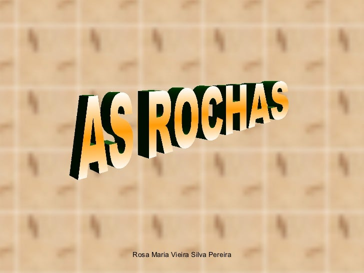 Powerpoint   Rochas