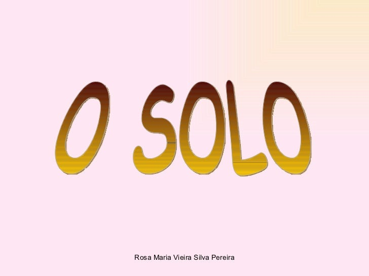 Powerpoint   Solo