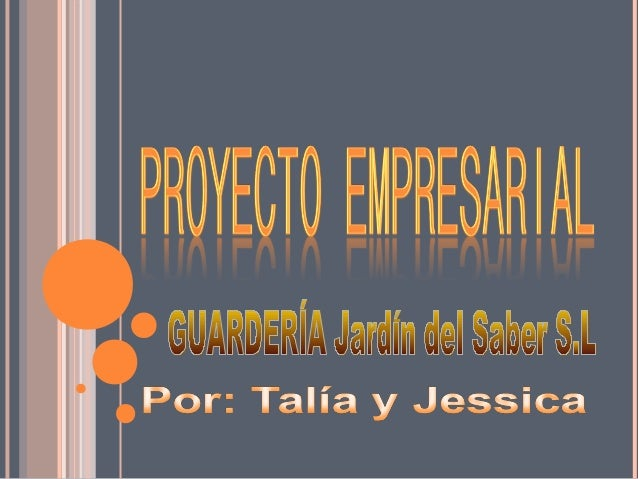 PROYECTO TALIA Y JESSICA