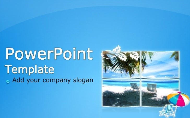 PowerPoint Template - from Acoolsoft