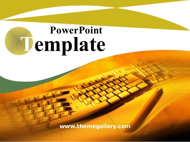 LOGO Template www.themegallery.com PowerPoint