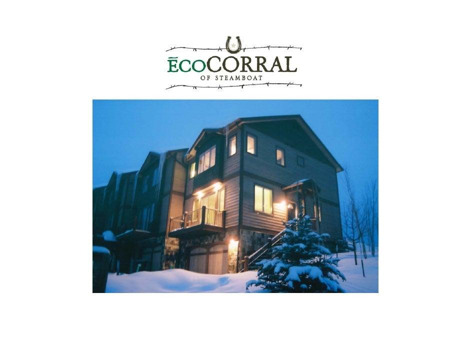 EcoCorral Presentation