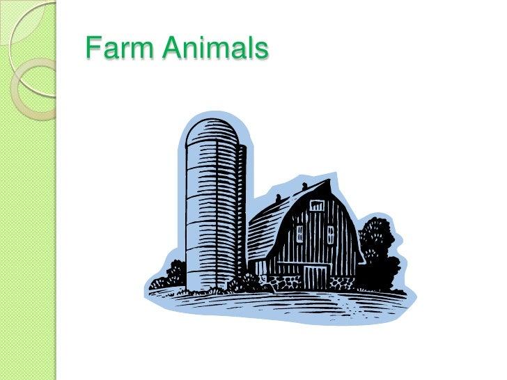 Farm Animals  <br />