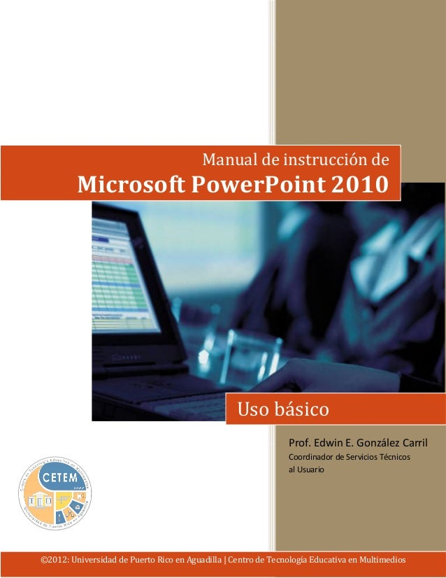 Power point 2010 (uso basico)