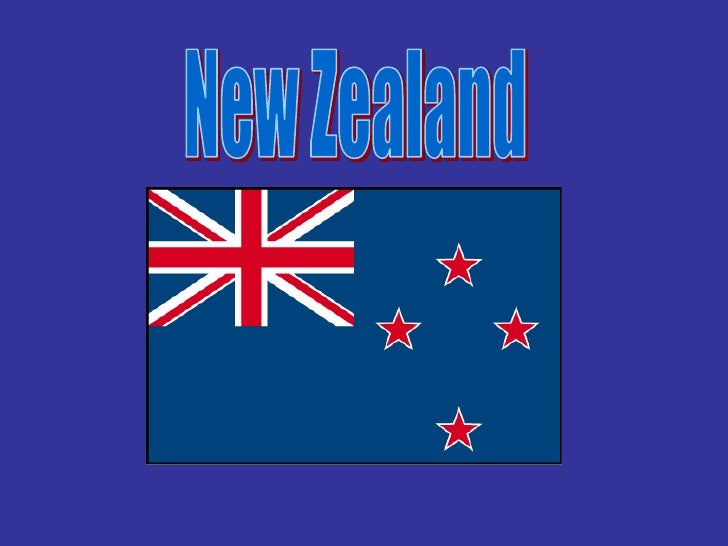 Powerpoint about new zealand
