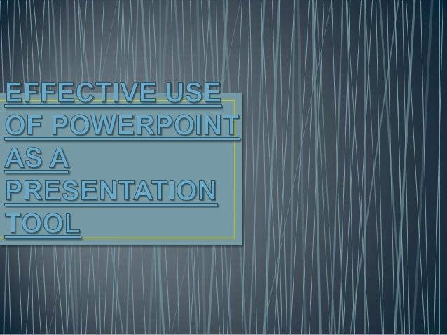 Power point acivity 1