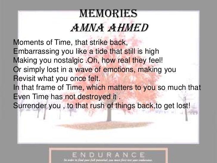 Short High School Poems