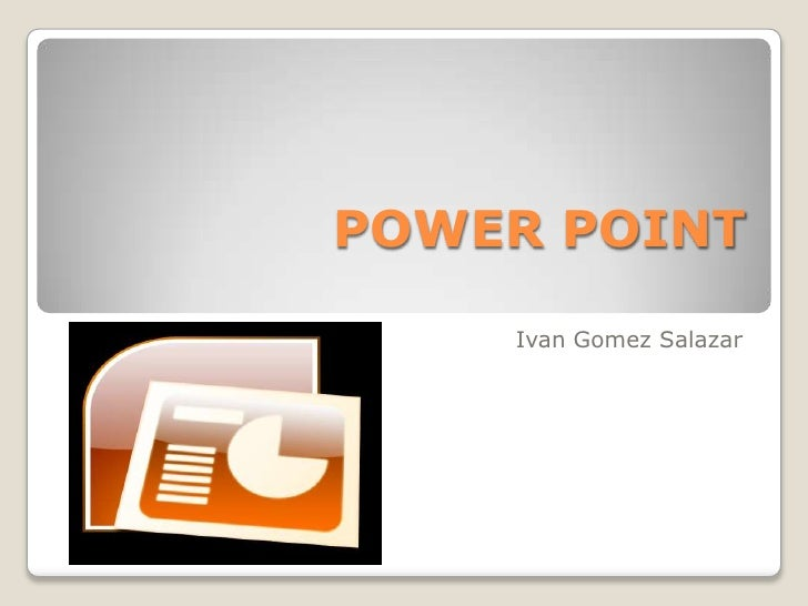 Power Point Colores