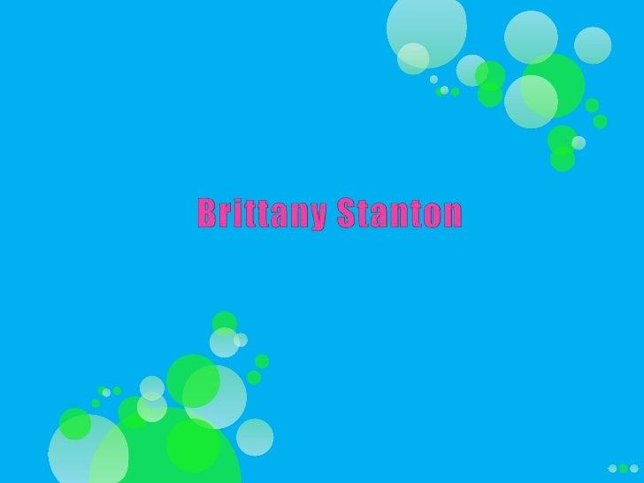 Brittany Stanton<br />