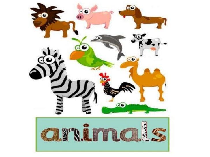 Power point animals