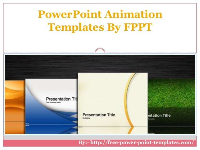 Fppt Powerpoint Templates Use Fppt Powerpoint Templates To Share