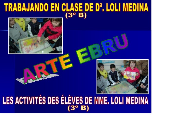 Power point arte ebru loli medina
