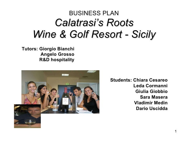 Wine and Golf Resort, Sicily