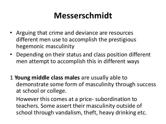 masculinity essays
