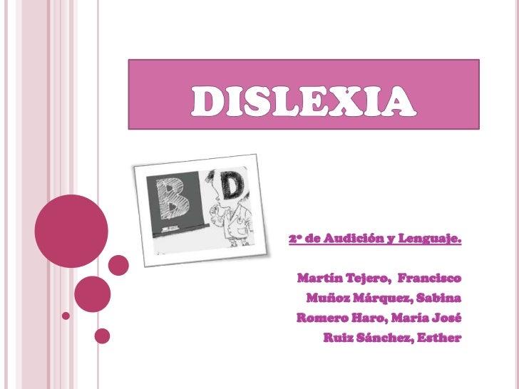 Power point dislexia