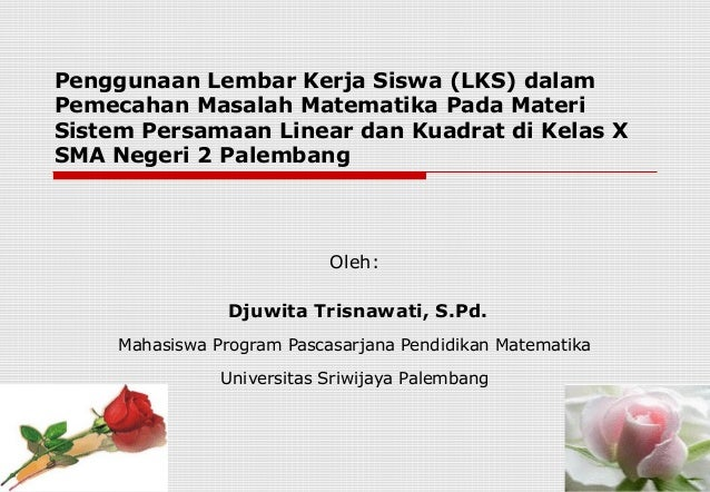 Power point  djuwita (sem nas pgri)