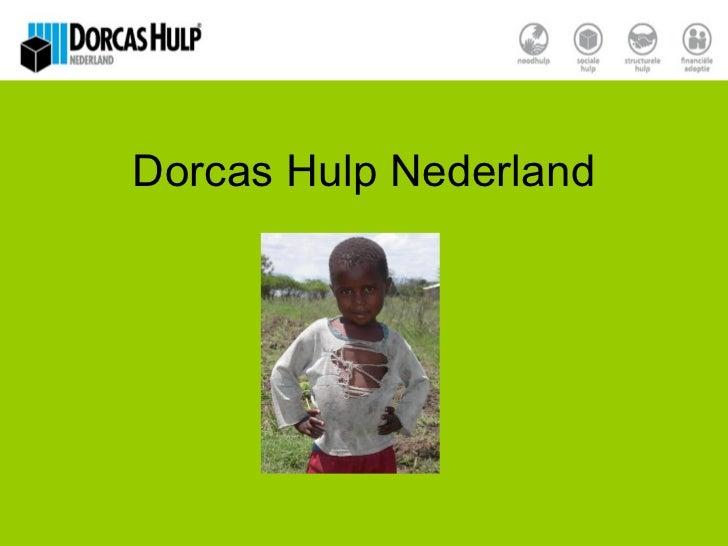 Dorcas Hulp Nederland