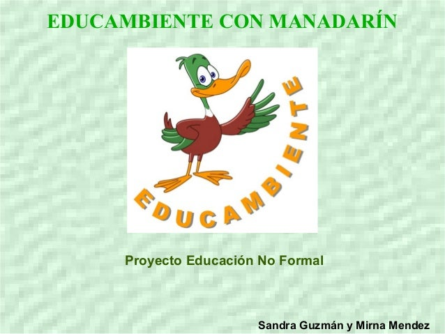 Power point educambiente