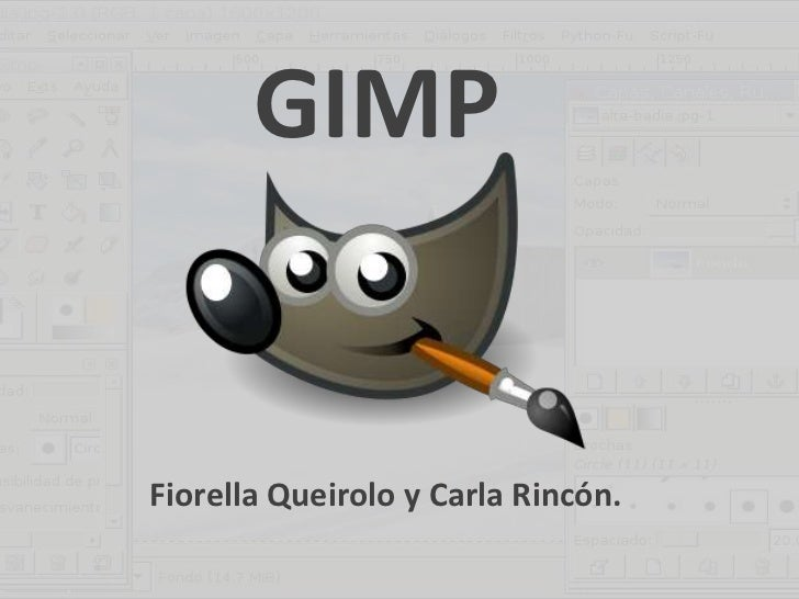 Power point gimp 2º
