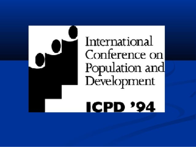BackgroundBackground  Two previous UN conferences on populationTwo previous UN conferences on population concernsconcerns...