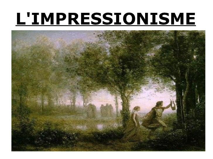 Power point impressionisme