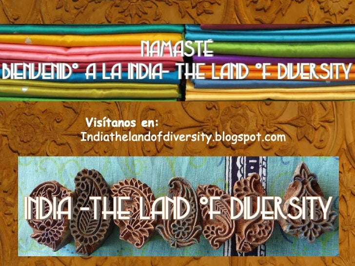 "india the land of diversity Find indian culture essay there is a common saying about india that ""unity in diversity"" means india is a diverse country india is a land of great."