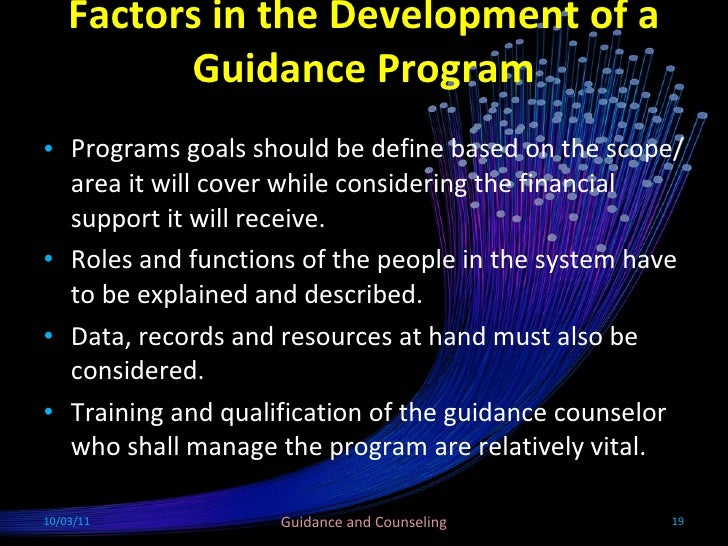 factors in the development of a guidance program Hospital preparedness program ( hpp) cooperative agreement  implementation guidance for the hpp program measures page  hpp program measure development process 132.