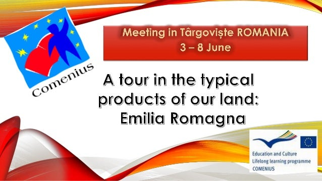 Reggio Emilia is a province of the Emilia Romagna, rich of inimitable typical products. Beginning from the wines to reach ...