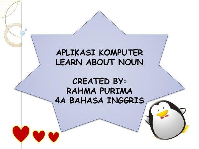 Powerpoint komputer rahma