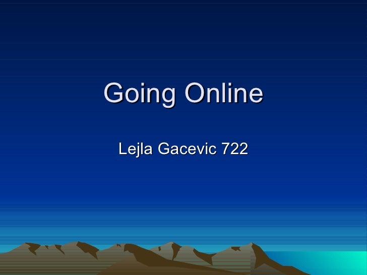 Powerpoint Lejla Gacevic