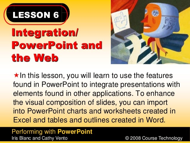 Power point lesson 6