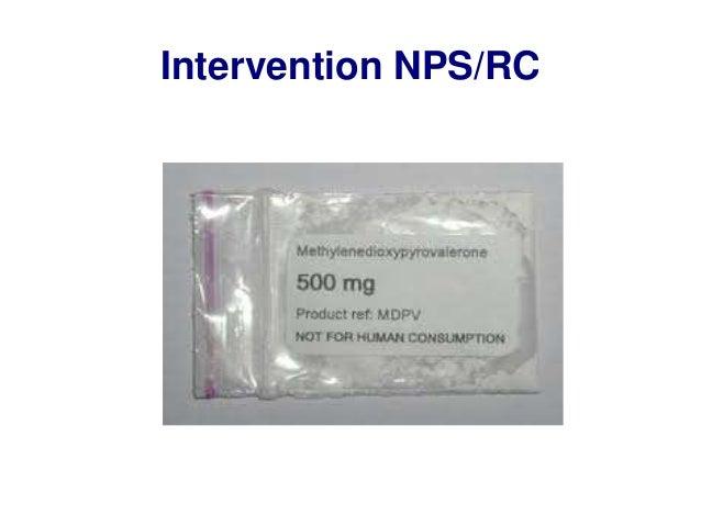 Présentation NPS (nouveaux produits de synthèse) et RC (research chemicals)